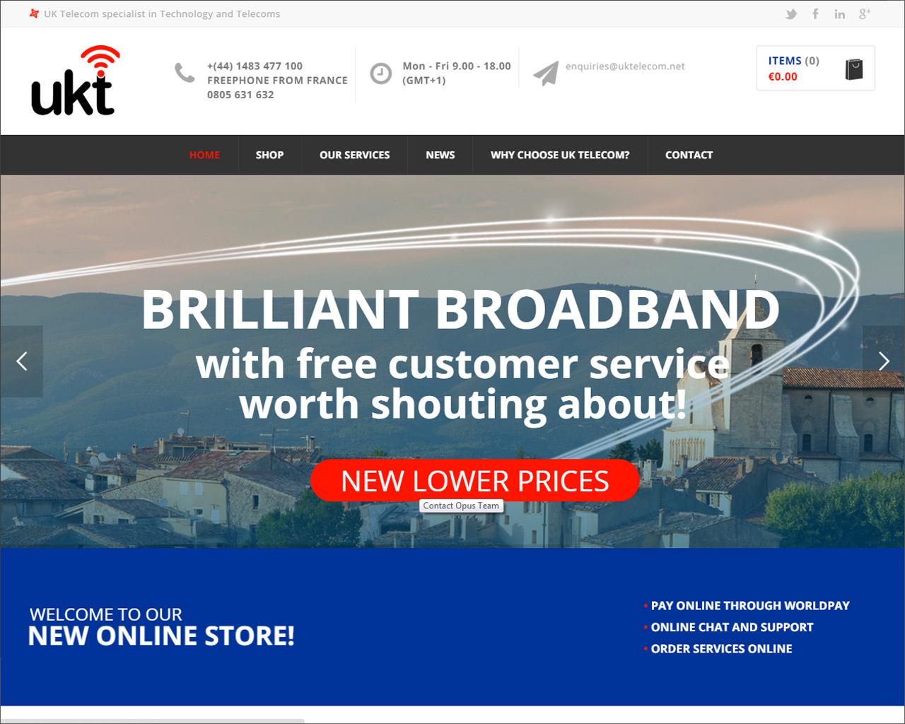 UK telecom